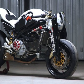 DUCATI - MONSTER S4R CUSTOM BY PAOLO TESIO