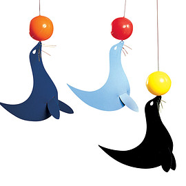 FLENSTED mobiles(フレンステッドモビール) - FLENSTED mobilesフレンステッドモビール The 3 Happy Sealions