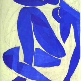 Henri Matisse - Nude IV, Cut Paper, c. 1952 5Musée Matisse, Nice, South of France