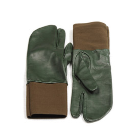 Maison Martin Margiela - Green Gloves