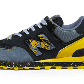 "new balance - ML574 ""CITY OF GOLD"" ""SHELFLIFE"" ""LIMITED EDITION"""