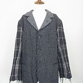 COMME des GARCONS SHIRT - wool jacket