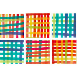 Liora Manne - Reflections Coasters, Ombre Weave