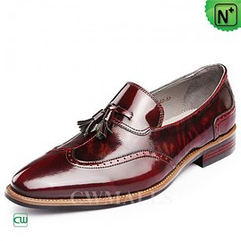 cwmalls - CWMALLS Mens Tassel Dress Shoes CW716251