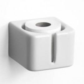 Roca Box Vitreous China Toilet Roll Holder