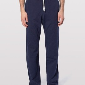 American Apparel - California Fleece Slim Fit Pant