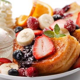 Ivorish - premium french toast berry deluxe