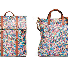 """Mismo - Image of Mismo 2013 Fall/Winter """"Rainbow Camo"""" Collection"""