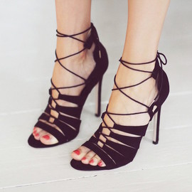 ASOS - ASOS HEARTBREAK HOTEL Heeled Sandals