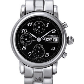 MONTBLANC - Star Chronograph Automatic