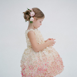 DolorisPetunia - The Pamela Flower Girl Dress