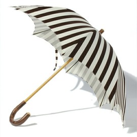 Border Patch Folding Umbrella