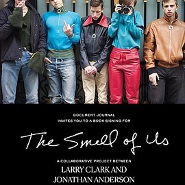 Larry Clark / Jonathan Anderson - The Smell of Us