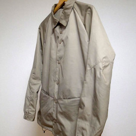 ccp, softs - ghost line beyond coach jacket - sample model
