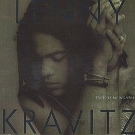Lenny Kravitz - Stand by my woman [Single-CD]