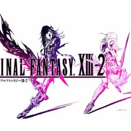 SQUARE-ENIX - FINAL FANTASY  XIII-2