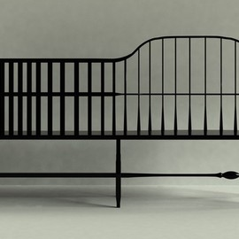 Nico Economides - Dowager Bench