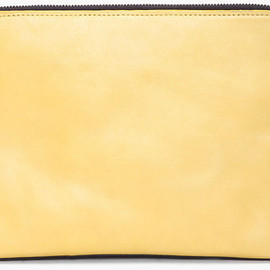 3.1 Phillip Lim  - 31 Minute Lemon Cosmetic Clutch