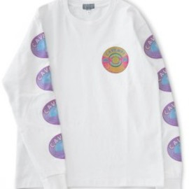 C.E - Casual Long Sleeve T (white)