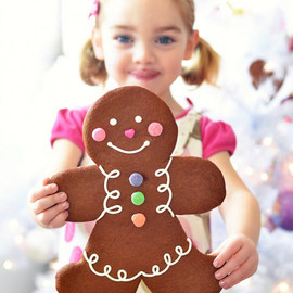 Sweetapolita - Jumbo Gingerbread Folk