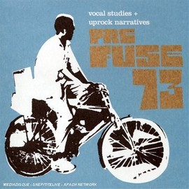 prefuse73 - Vocal Studies + Uprock Narratives (WARPCD83)