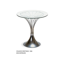 Michael Young - college sidetable