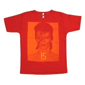 V&A - David Bowie is watching you T-Shirt (Standard Fit)||EVAEX