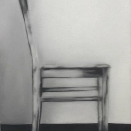 GERHARD RICHTER - Stool in Profile