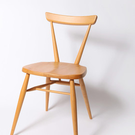 ERCOL - STACKING CHAIR