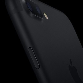 Apple - iPhone 7 Plus Black