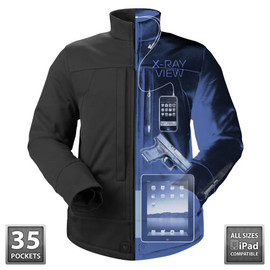 scottevest - BRAD THOR ALPHA JACKET