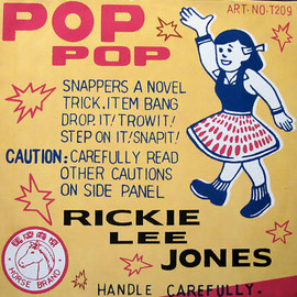 Rickie Lee Jones - Pop Pop (Record: Geffen GEF 24426)