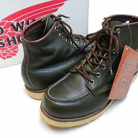 Red Wing - Irish Setter 8180 / Olive / Limited