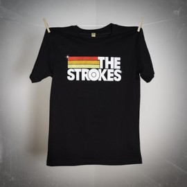 The Strokes - Lines T-Shirt