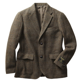 Eddie Bauer - Harris Tweed Wool Blazer