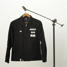 40% Against Rights - Prospective Jacket (Black)