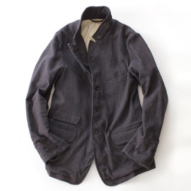 A Vontade - Old Potter Jacket  WOOL/COTTON