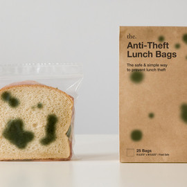 the. - Anti-Theft Lunch Bags