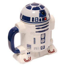 B3 Design - Star Wars R2-D2 3D Mug
