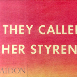 Ed Ruscha - They Called Her Styrene, Etc.
