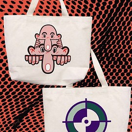 powers - tote bag