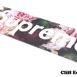 SUPREME - SUPREMEPower,Corruption,Lies Box Logo Sticker