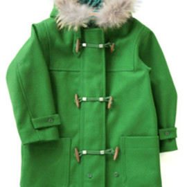 united bamboo - Toggle Parka (green)
