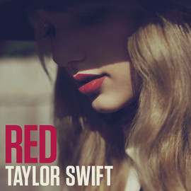 Taylor Swift - RED - Cover Art