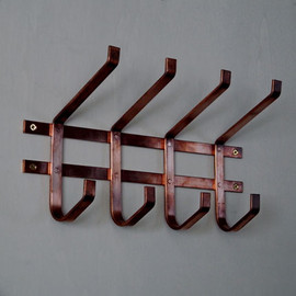 BOLTS HARDWARE STORE - COPPER HOOKS