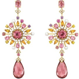 CHANEL - Chanel High Jewellery Secrets d'Orients Earrings