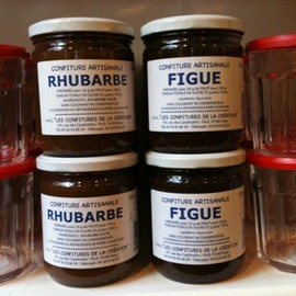 LES CONFITURES DE LA CREATION - CONFITURE