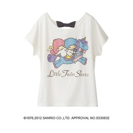 Hello Kitty × marini*monteany Tシャツ