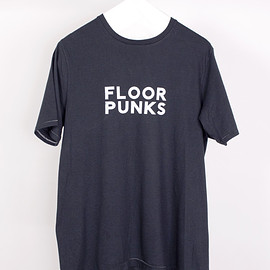 NADA. - Floor punks tee / Black