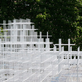 Sou Fujimoto - Photos of the Serpentine Gallery Pavilion 2013